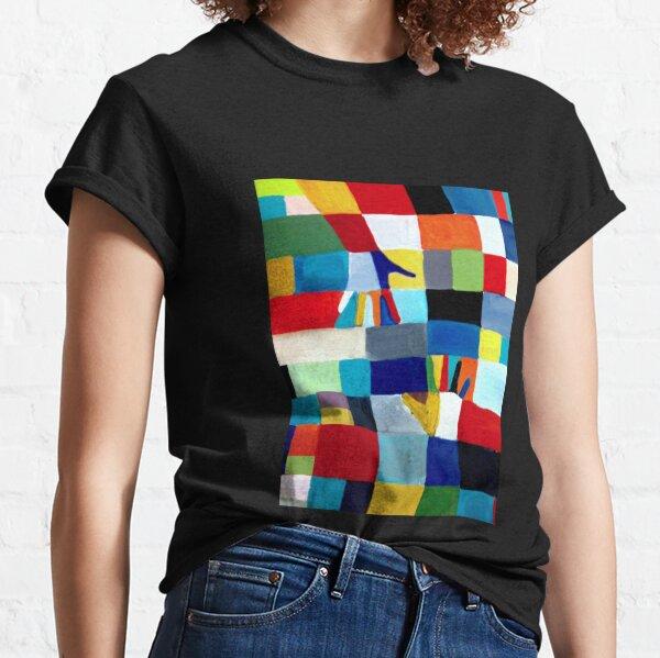 Hands, illusion art Classic T-Shirt