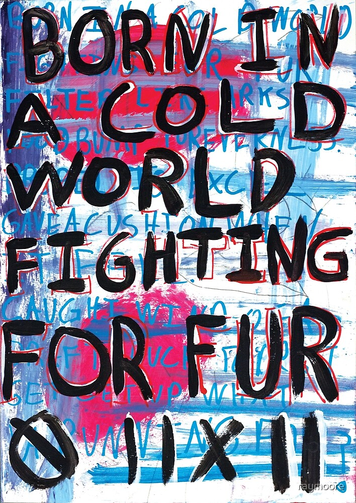Cold World by raymoore