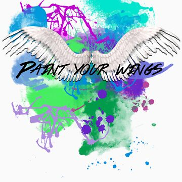 Paint Your Wings by sheelight