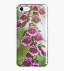 Summer Fox's in Flower. iPhone Case/Skin