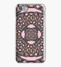 Complex geometric abstract iPhone Case/Skin
