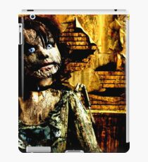 Lil Miss Marshmallow iPad Case/Skin