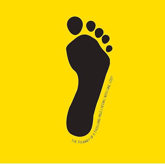Footprint by Emir Simsek