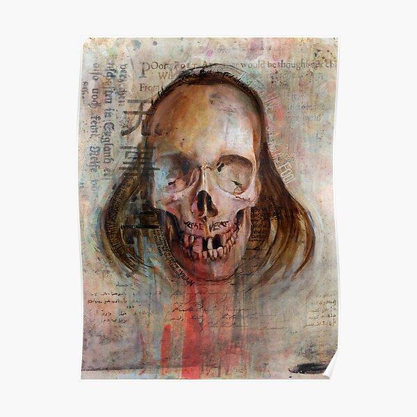Poor Poet (Oil Painting) Poster