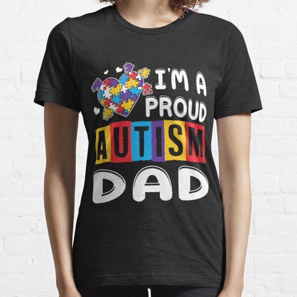 Autism Mom Dad Couple Shirts Mother Father Matching Autism Tees