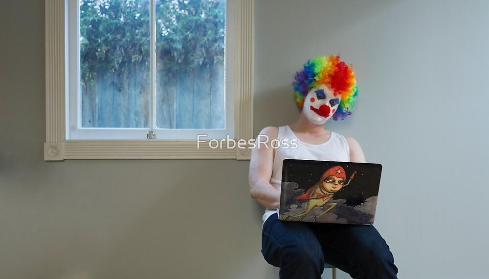 Clownin by ForbesRoss