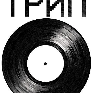 TRIP vinyl by danyy