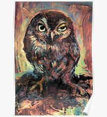Orly Owl Poster