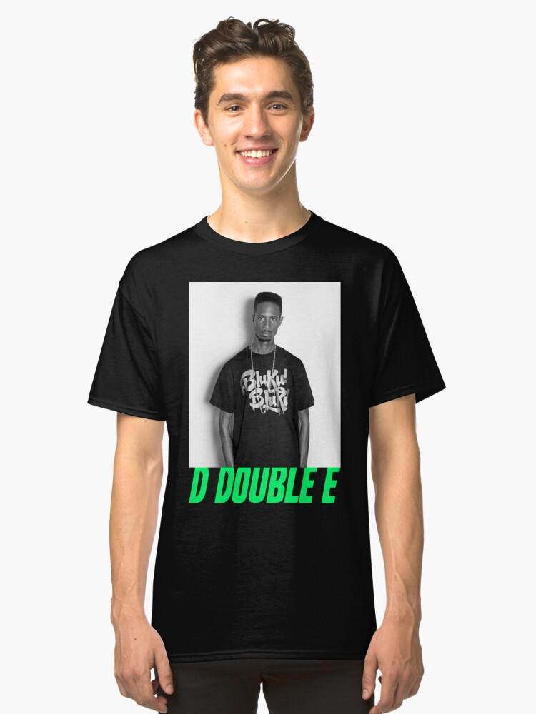 D Double E Classic T-Shirt Front