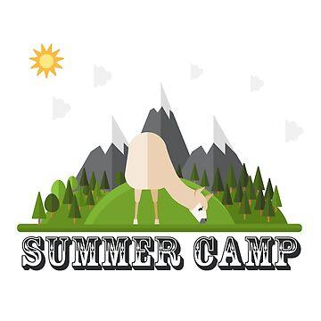 Summer Camp by dianeblocker