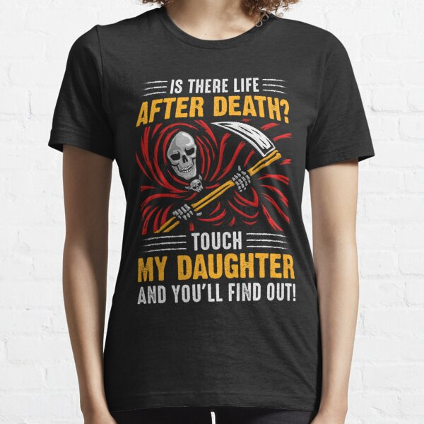 is there life after death Essential T-Shirt
