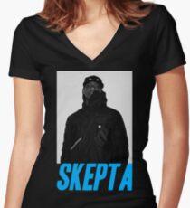 Skepta Women's Fitted V-Neck T-Shirt