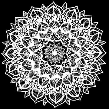 Mandala #5 by Ambermariaalice