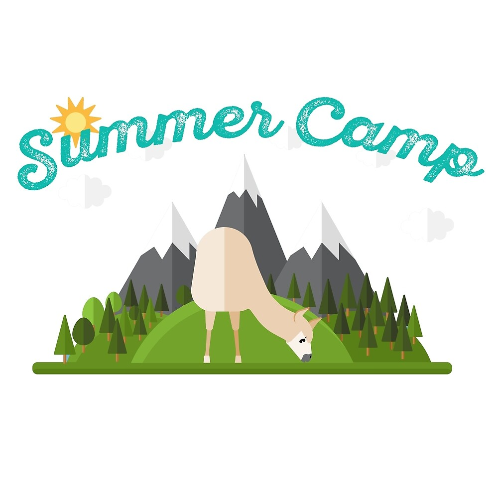 Summer Camp by dianeblocker