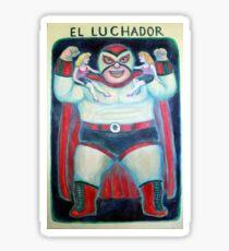 El Luchador Sticker