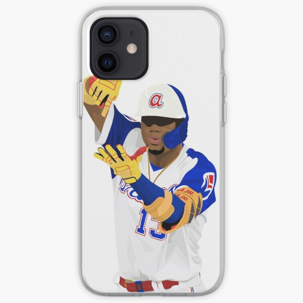Ronald Acuña Jr. - Mix It Up iPhone Soft Case