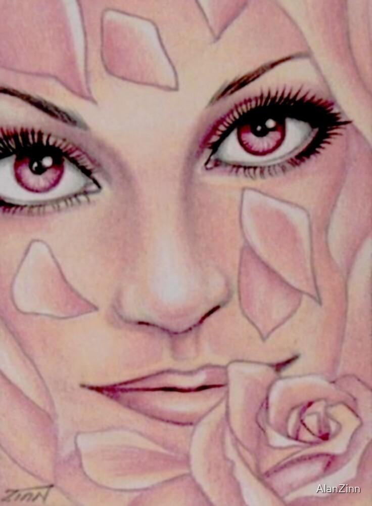 Flower Girl by AlanZinn