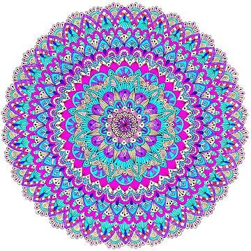 Mandala #8 by Ambermariaalice