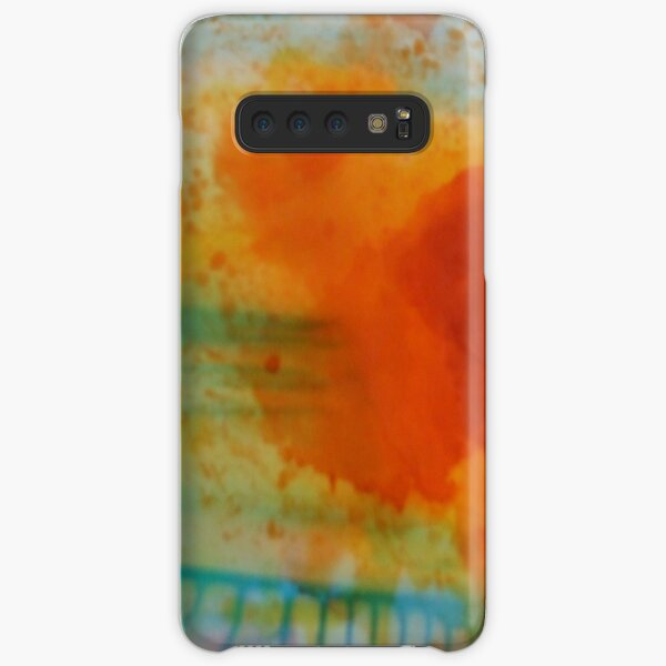 Summer Flame Blossom Samsung Galaxy Snap Case