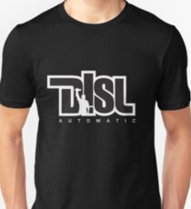 DISL Automatic - BLACK T-Shirt