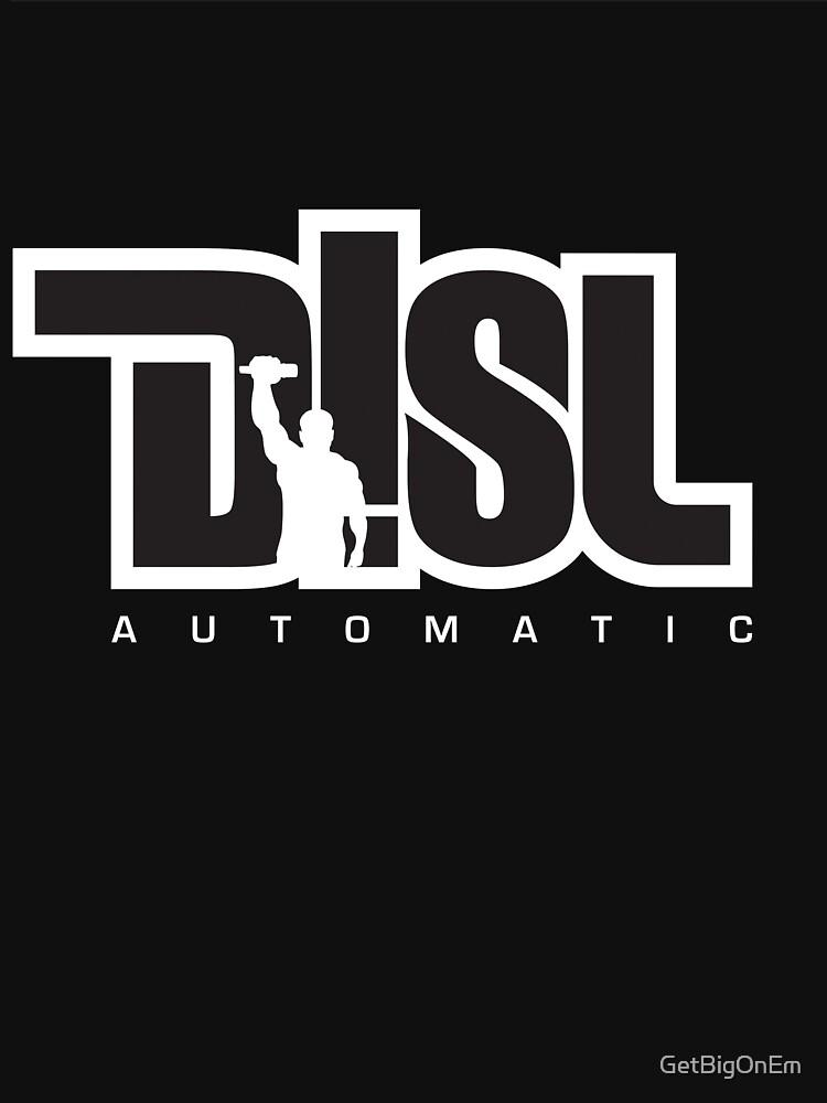 DISL Automatic - BLACK by GetBigOnEm