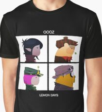 Lemon Days Graphic T-Shirt