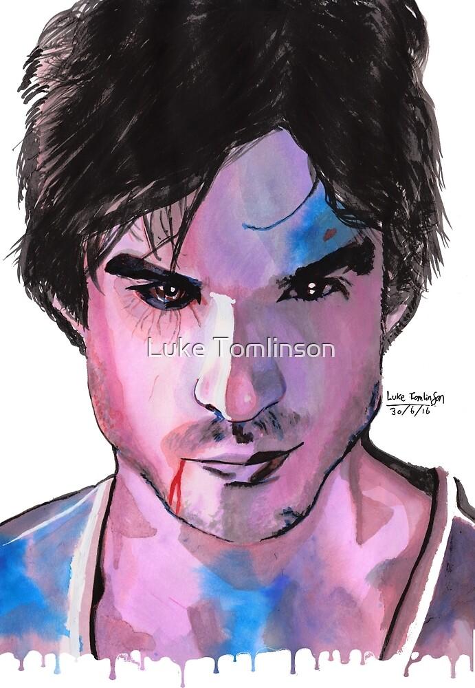 Damon by Luke Tomlinson
