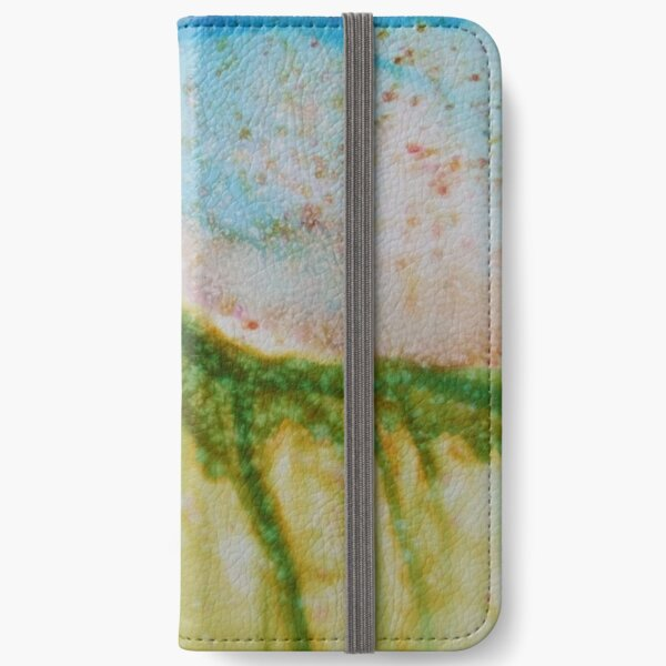 Rains and Roots iPhone Wallet
