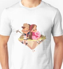 Farewell to the Falls Unisex T-Shirt