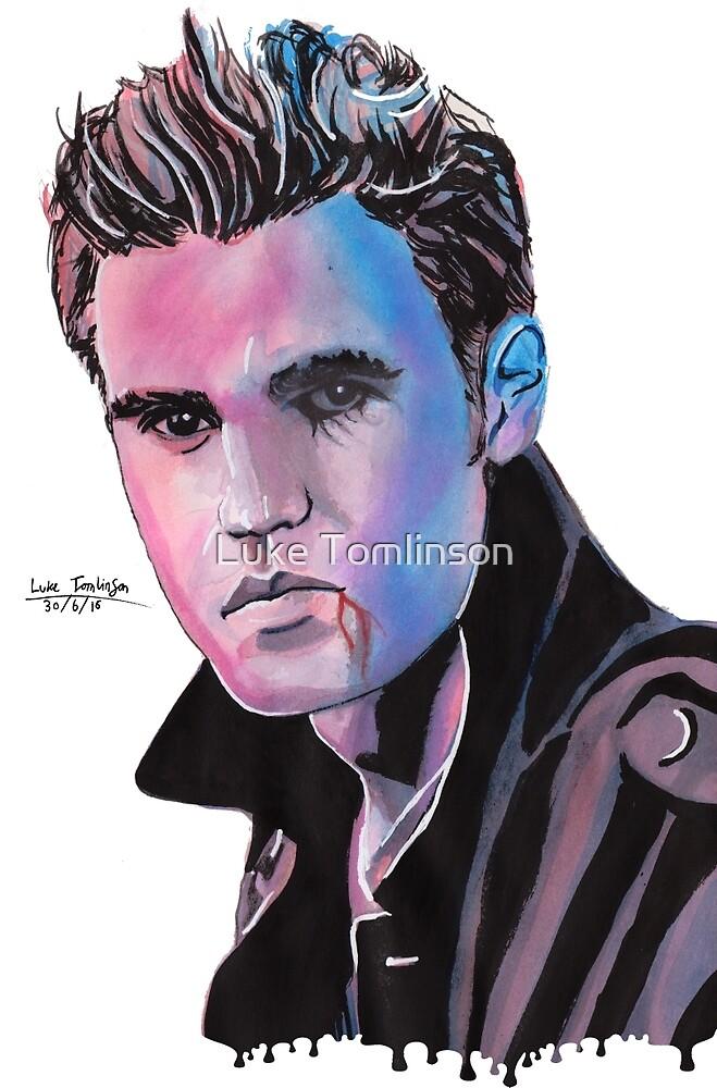 Stefan  by Luke Tomlinson
