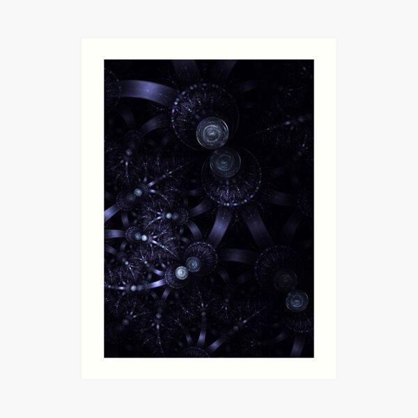 Amp Series - 06. Decode Me Art Print