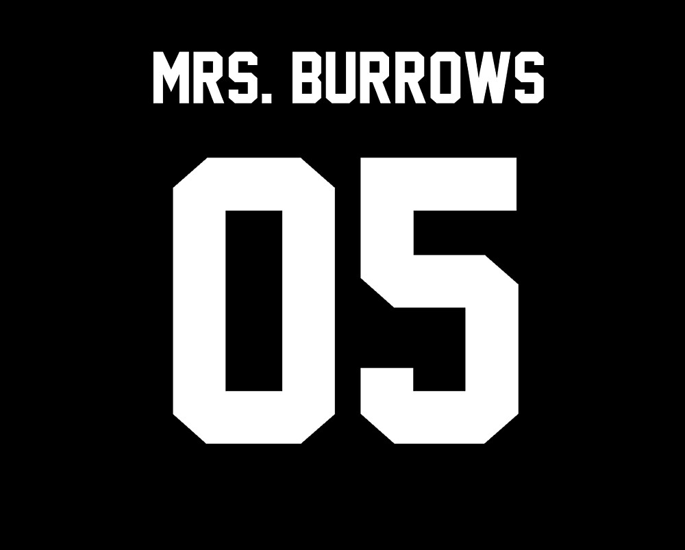 Mrs. Burrows by dwentworthiness