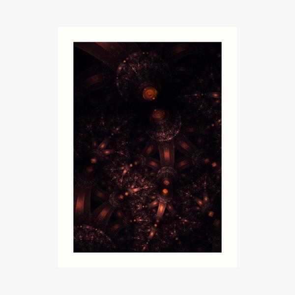 Amp Series – 08. Human Love Art Print