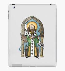 The Patron Saint of Rock iPad Case/Skin