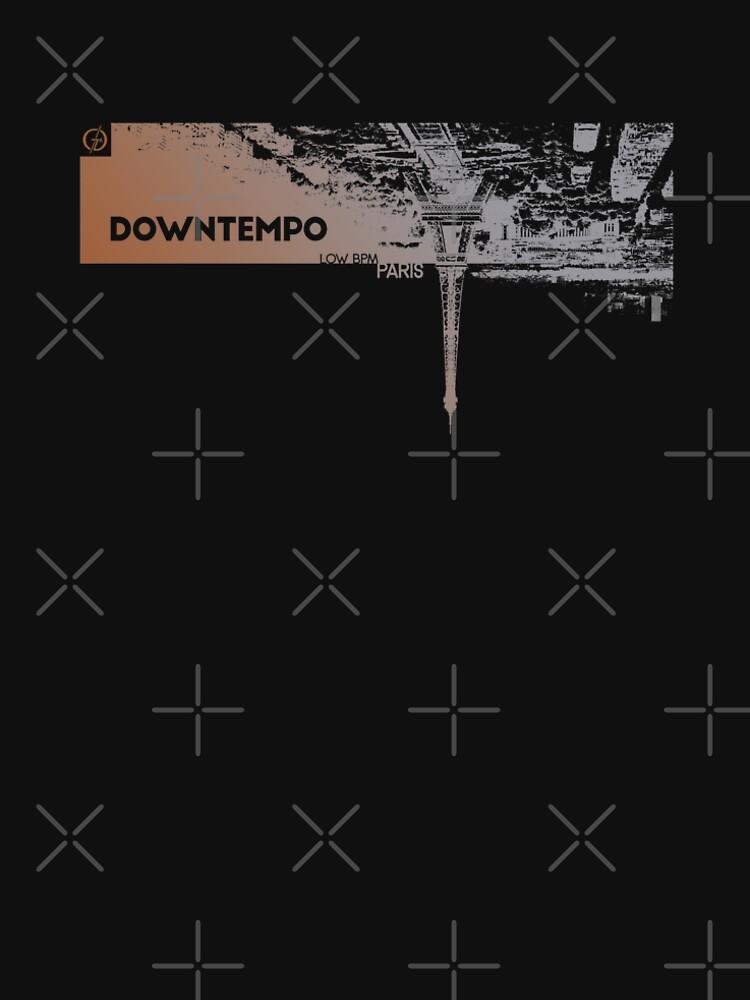 Downtempo   Low BPM   Paris   Cold Dawn by AtelierGaudard
