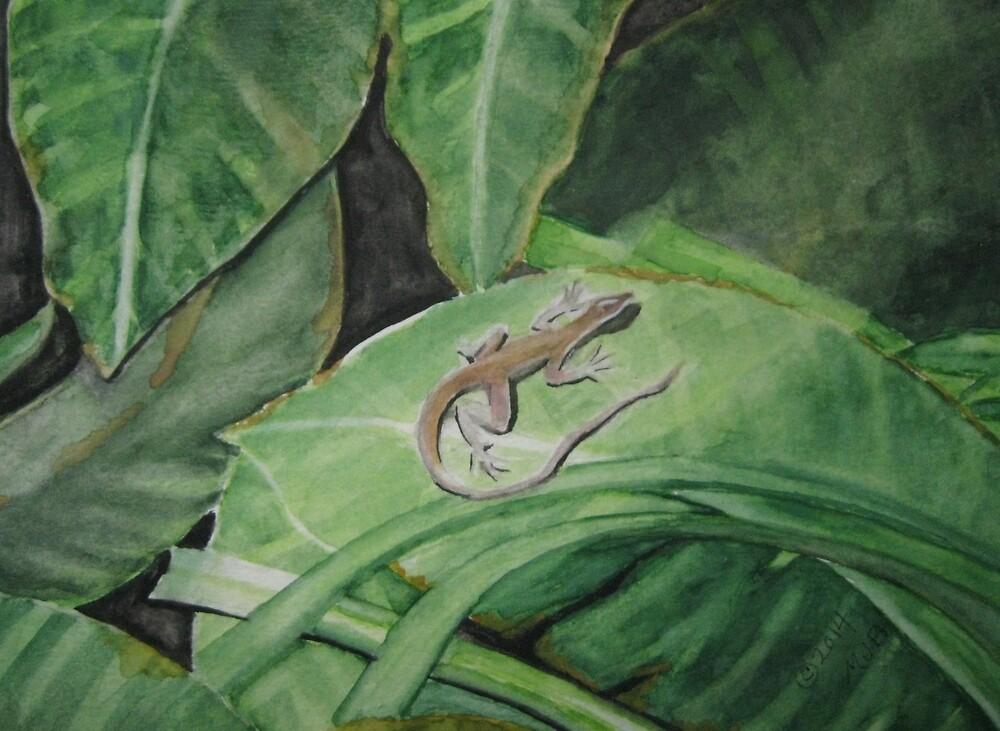 Lizard by mjbarnett