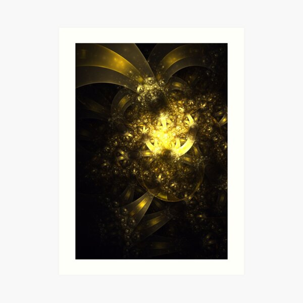 Amp Series – 13. Energize Art Print