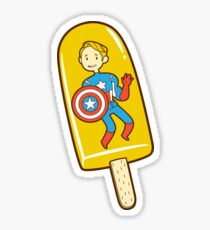 Capsicle Sticker