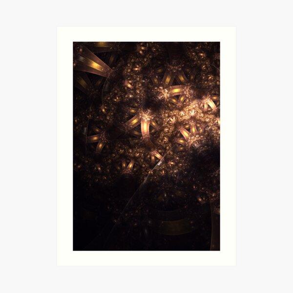 Amp Series – 15. Wayfarer Art Print