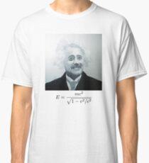 Graue Albert Classic T-Shirt