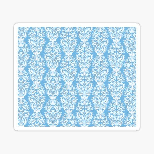 Handmade Crochet Style Sticker