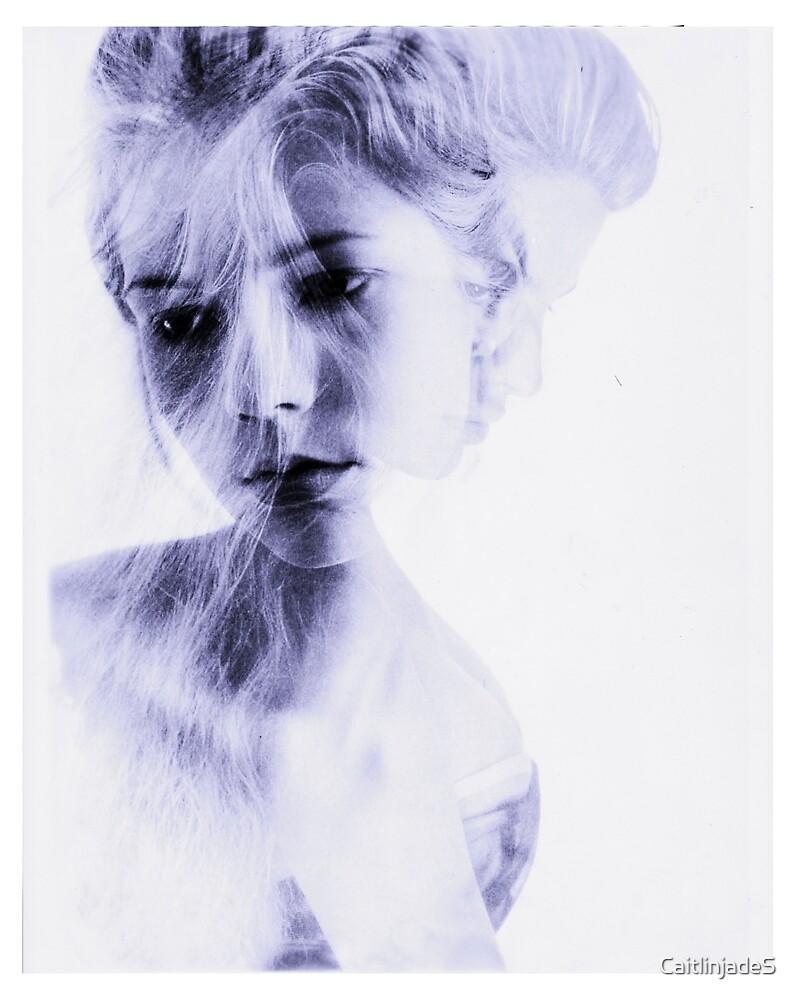 Split Peronalities in lilac by CaitlinjadeS