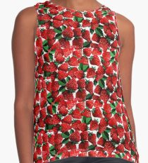 Strawberry Fields Contrast Tank