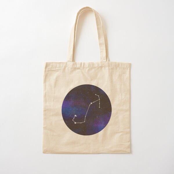 Scorpio - galaxy star constellation Cotton Tote Bag