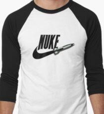 NUKE Men's Baseball ¾ T-Shirt