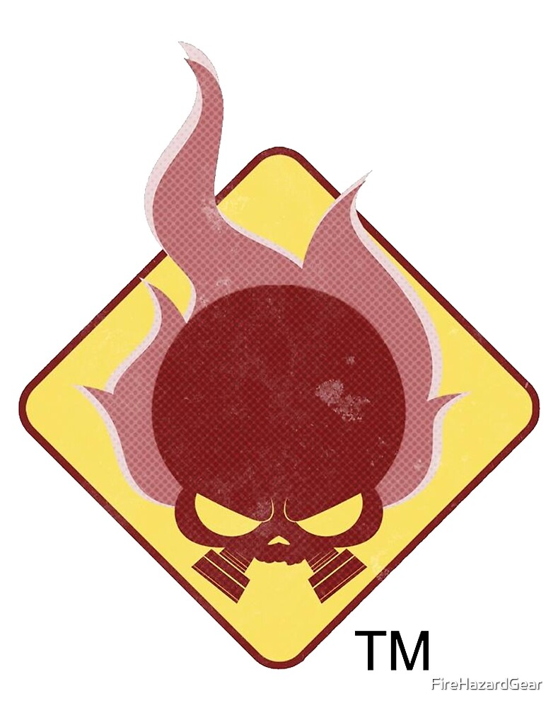 Fire Hazard Entertainment Logo by FireHazardGear
