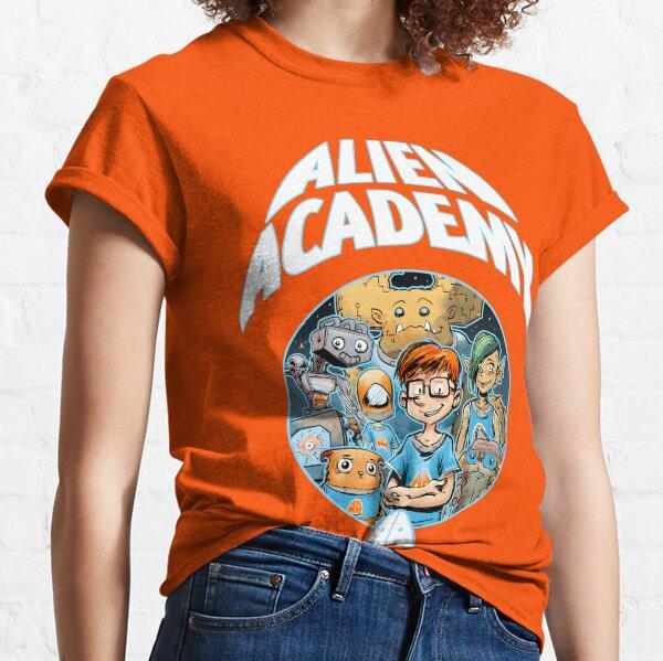 Alien Academy Cover 1 Classic T-Shirt