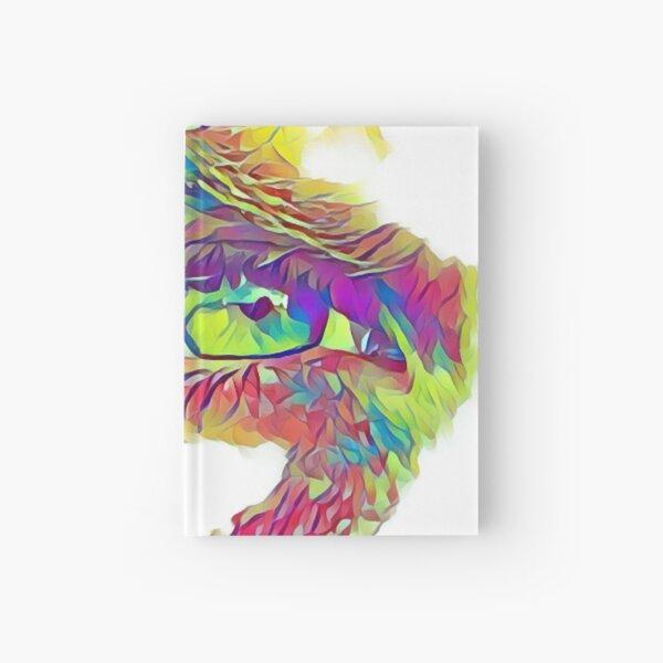 An Eye on Digital Art Hardcover Journal
