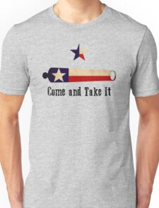 Come and Take it - Texas Flag Unisex T-Shirt