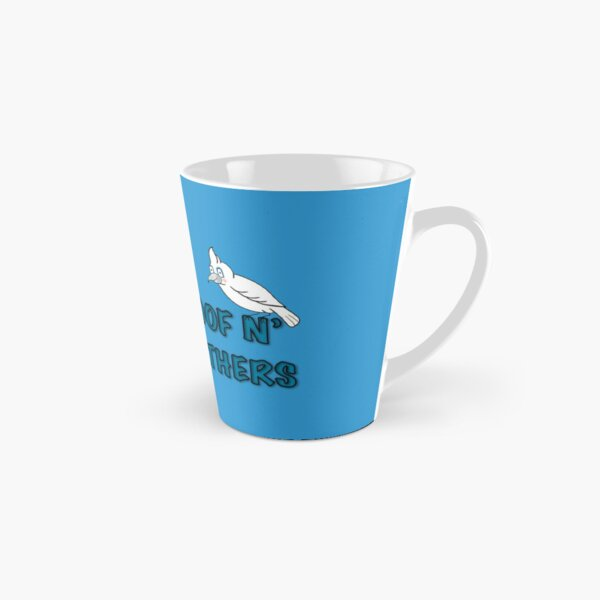 Floof n Feathers Tall Mug